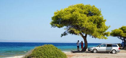 Alquiler de coches en Grecia