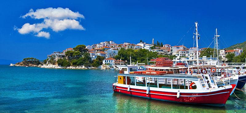 Skopelos Grecia