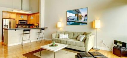 Appartamenti e studios a Lefkada