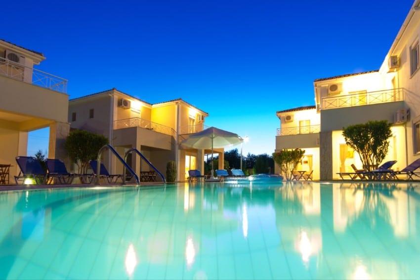 Appartamenti, case vacanze e studios in Grecia