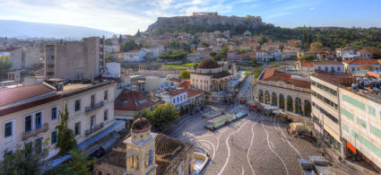 Quartieri di Atene