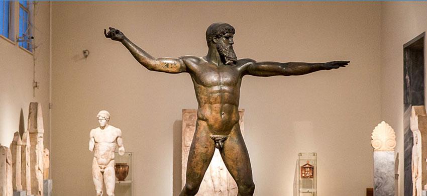 Il Cronide di Capo Artemisio