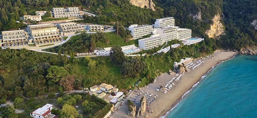 Resort e villaggi turistici a Corfù