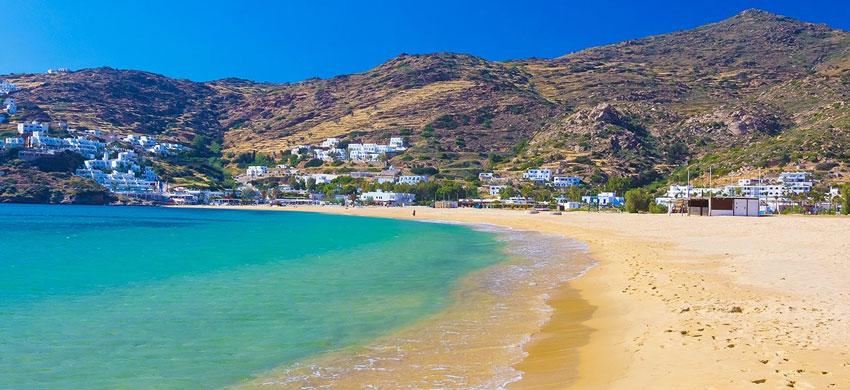 Le spiagge più belle di Ios