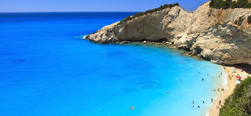 Le spiagge più belle di Lefkada