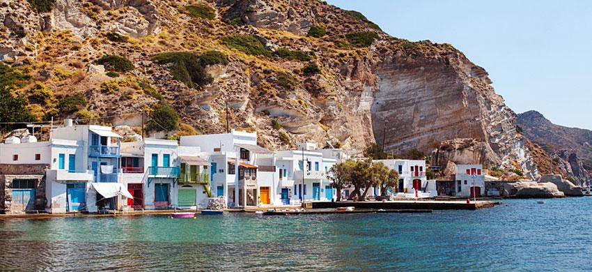 COME ARRIVARE A MILOS, IN GRECIA - Viaggi nel Tempo