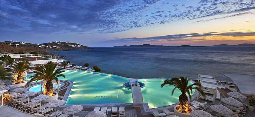 Resort e villaggi turistici a Mykonos