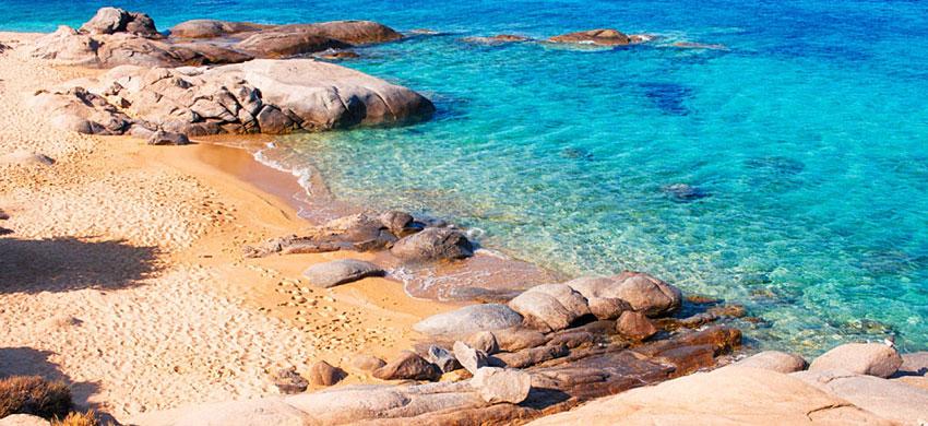 Spiagge Naxos