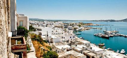 Hotel consigliati a Naxos