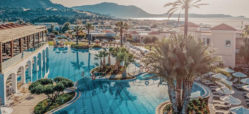 Resort e villaggi turistici a Rodi