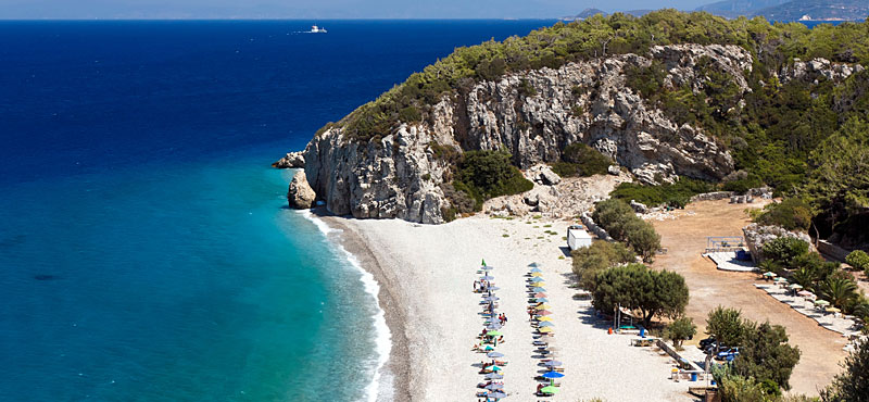 Spiaggia Tsambou Samos