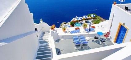 Appartamenti e case vacanze a Santorini