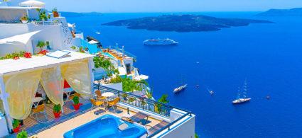 Hotel consigliati a Santorini
