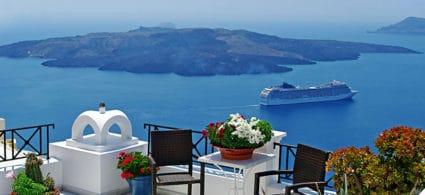 Escursioni in barca a Santorini