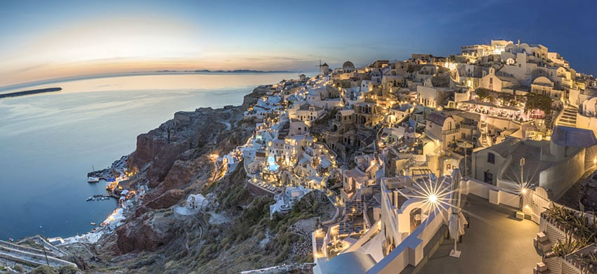 Villaggi Santorini