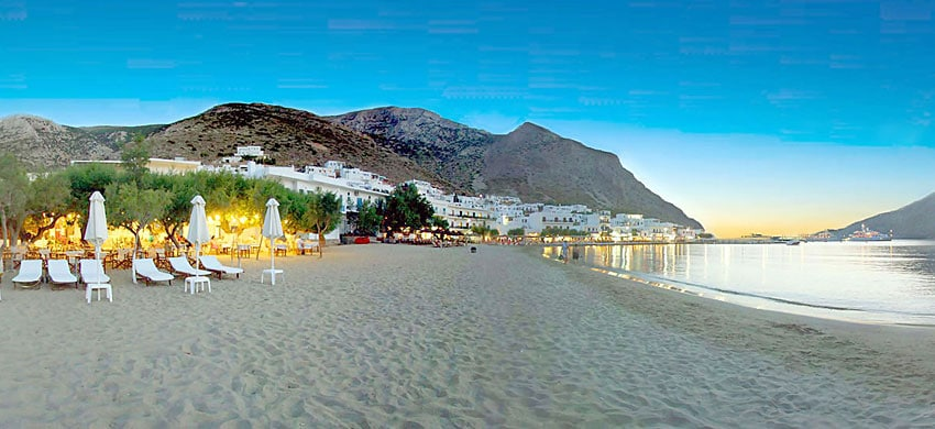 Sifnos Spiagge