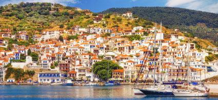 Dove dormire a Skopelos