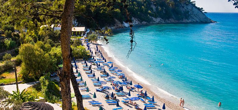 Spiagge di Samos
