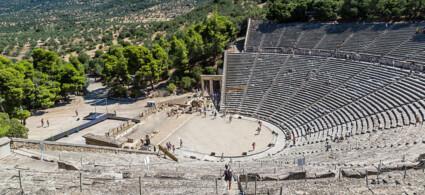 Antico Teatro di Epidauro