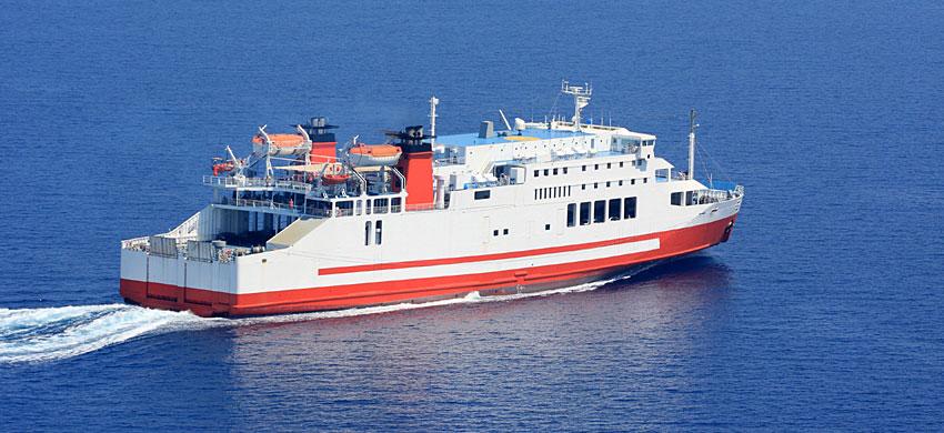 Traghetti per Santorini
