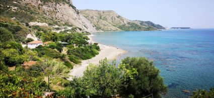 Spiaggia di Dafni